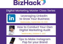 Mayor Levine Cava's Strive 305 Small Business Initiative partners with BizHack Academy to offer free digital marketing class series for business owners